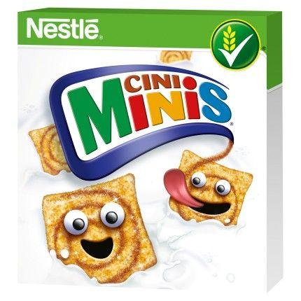 Nestlé Cini Minis cereálie 225g