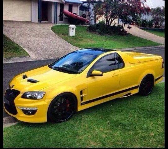 Holden maloo