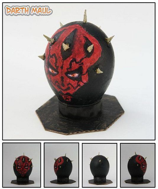 Star Wars Easter Eggs (pics)