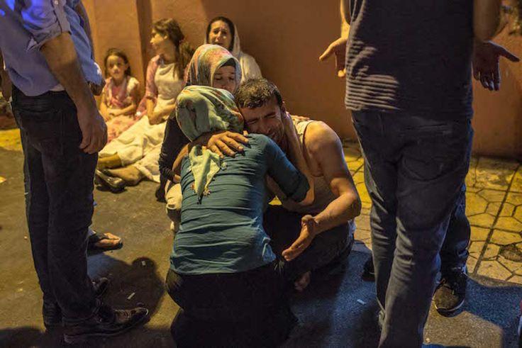 La mayoría de las víctimas tras atentado en boda turca son niños