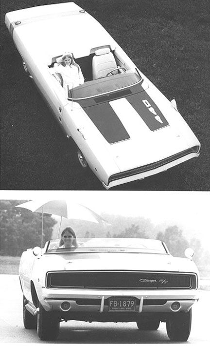 Dodge Topless Charger, 1968