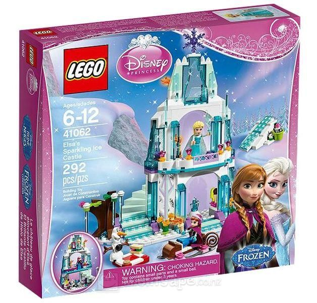LEGO Disney Princess - Elsa's Sparkling Ice Castle (41062)