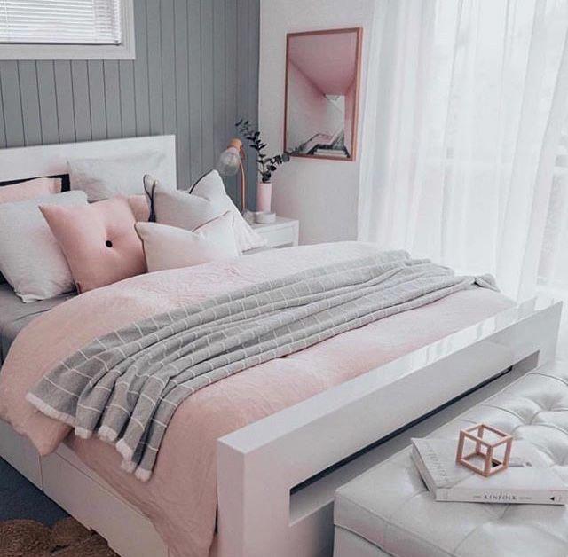 Home Decor Accessories Homedecoraccessories Pink Bedroom Decor Bedroom Interior Small Bedroom