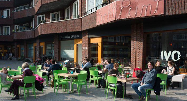 Ivo's Kitchen - Witte de Withplein in Amsterdam West.