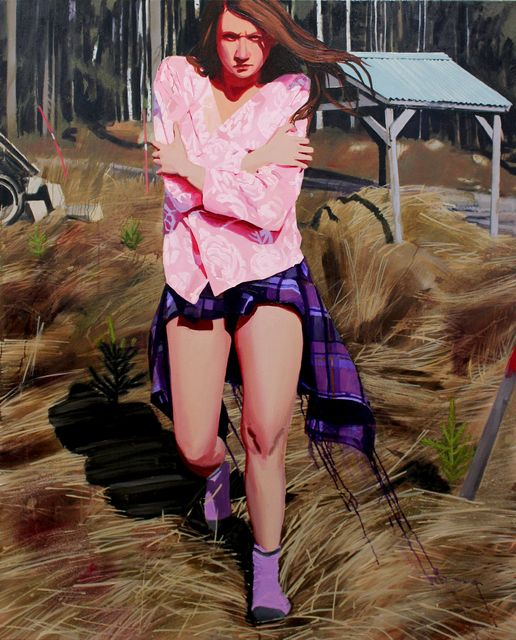 Sara-Vide Ericson, 'Cold Heat,' 2014, V1 Gallery