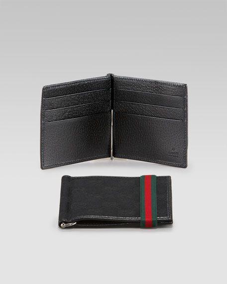 Band Money Clip Wallet