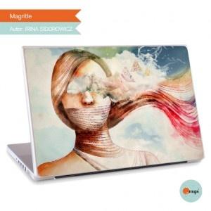Skin para Notebook Magritte