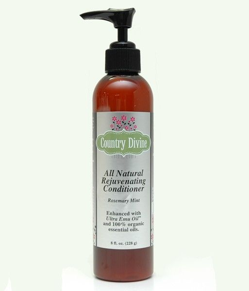 Country Divine All Natural Emu Oil