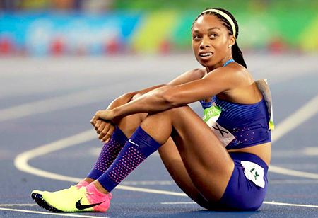 Allyson Felix-rio-olimpic-2016--photo