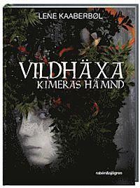 """""""Kimeras hämnd"""" by Lene Kaaberböl :: book cover by Halewijn Bulckaen"""