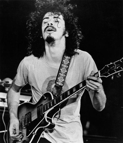 Carlos Santana, la vida