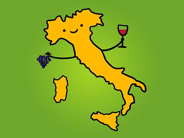 A Beginner's Guide to Italian Wine : seriouseats - Mar 12, 2014   #wine #italianwine