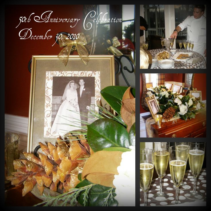 50 Wedding Anniversary Party Ideas: 133 Best 50th Wedding Anniversary Ideas Images On