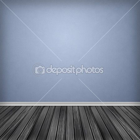 Empty room, interior with wallpaper — Stock Image #23445212