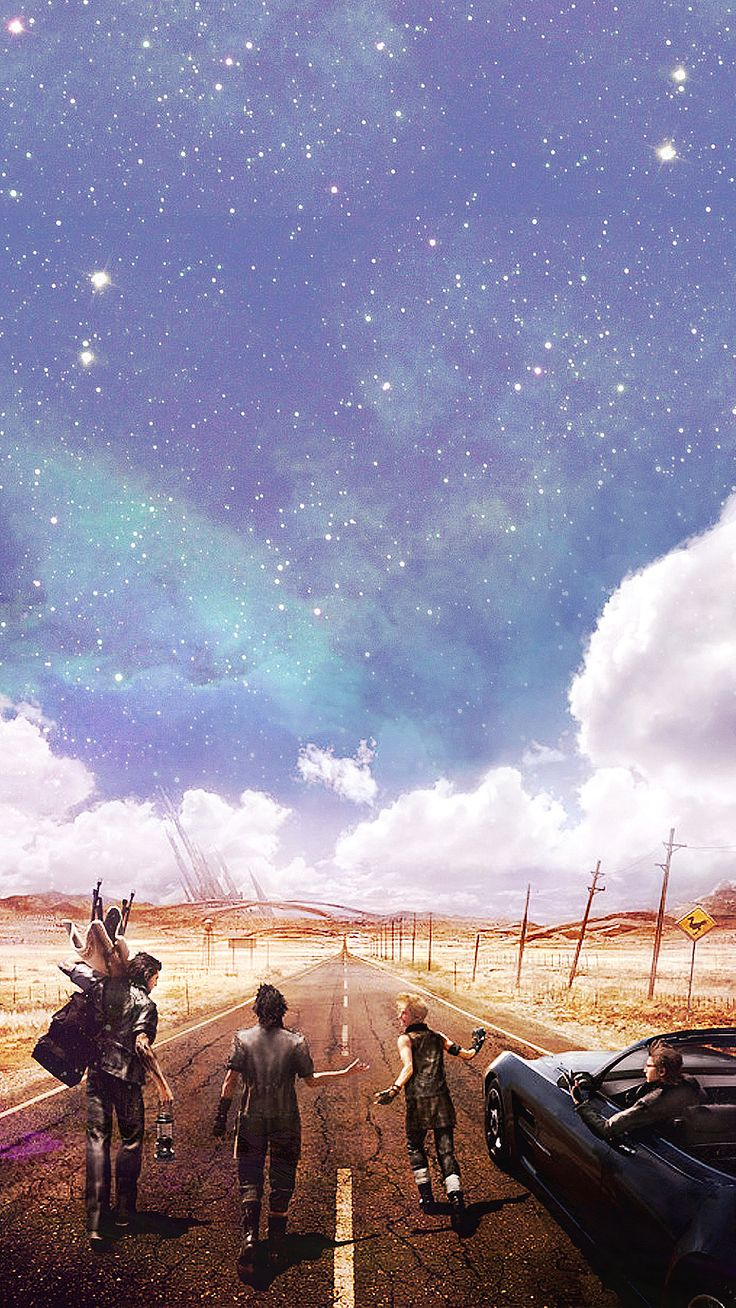 25 best ideas about final fantasy xv wallpapers on