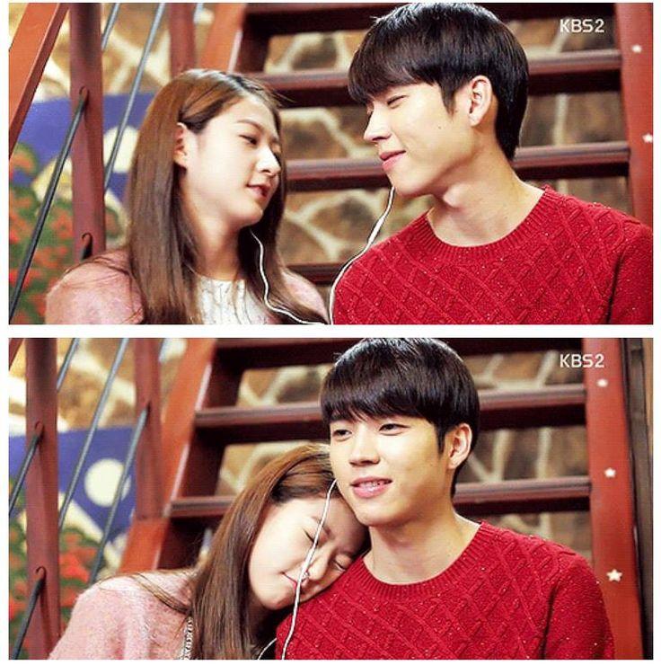 SHIN WOO HYUN & YI SEUL BI ♡  #2drama #kdrama #HighSchoolLoveOn