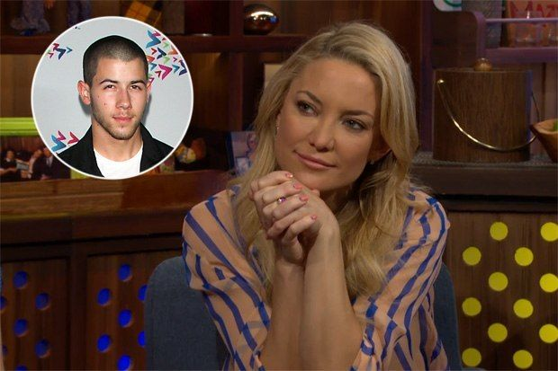 Kate Hudson Says No to Nick Jonas & Gwen Stefani's Quick Divorce from Gavin Rossdale - https://movietvtechgeeks.com/kate-hudson-says-no/-Kicking off this week's celebrity gossip, Nick Jonas and Demi Lovato announced that they are going on tour together, starting in 2016. Nick declared that he and Demi are now business partners and that they want to grow their careers together.