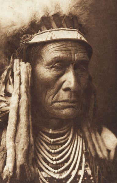Skins Wolf - Apsaroke (The North American Indian, v. IV. Cambridge, MA: The University Press, 1909)