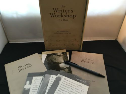 The Writers Workshop in a Box - Edited by Sandra Bark