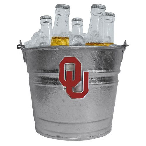 Collegiate Ice Bucket Oklahoma Sooners Ice Bucket