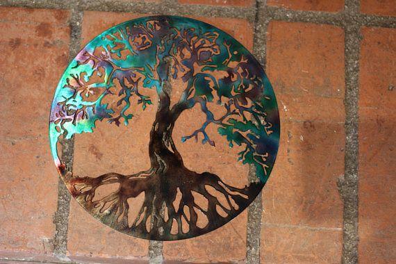 Best 20+ Metal Tree Wall Art Ideas On Pinterest
