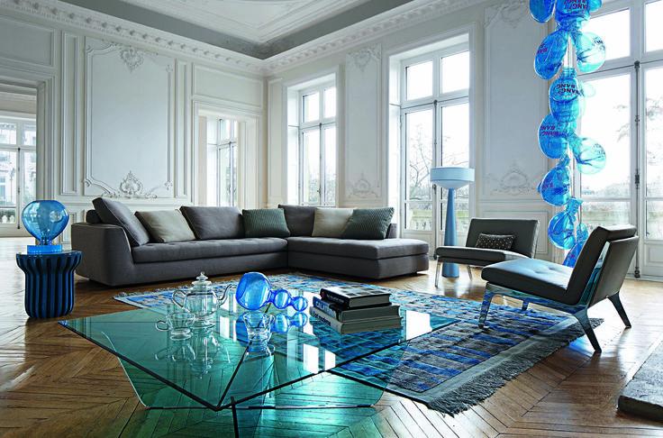 roche bobois urban modular sectional sofa design sacha lakic rochebobois livingroom sofa. Black Bedroom Furniture Sets. Home Design Ideas