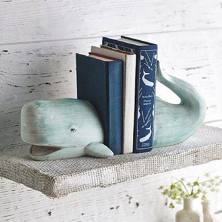 Minke+Whale+Bookends