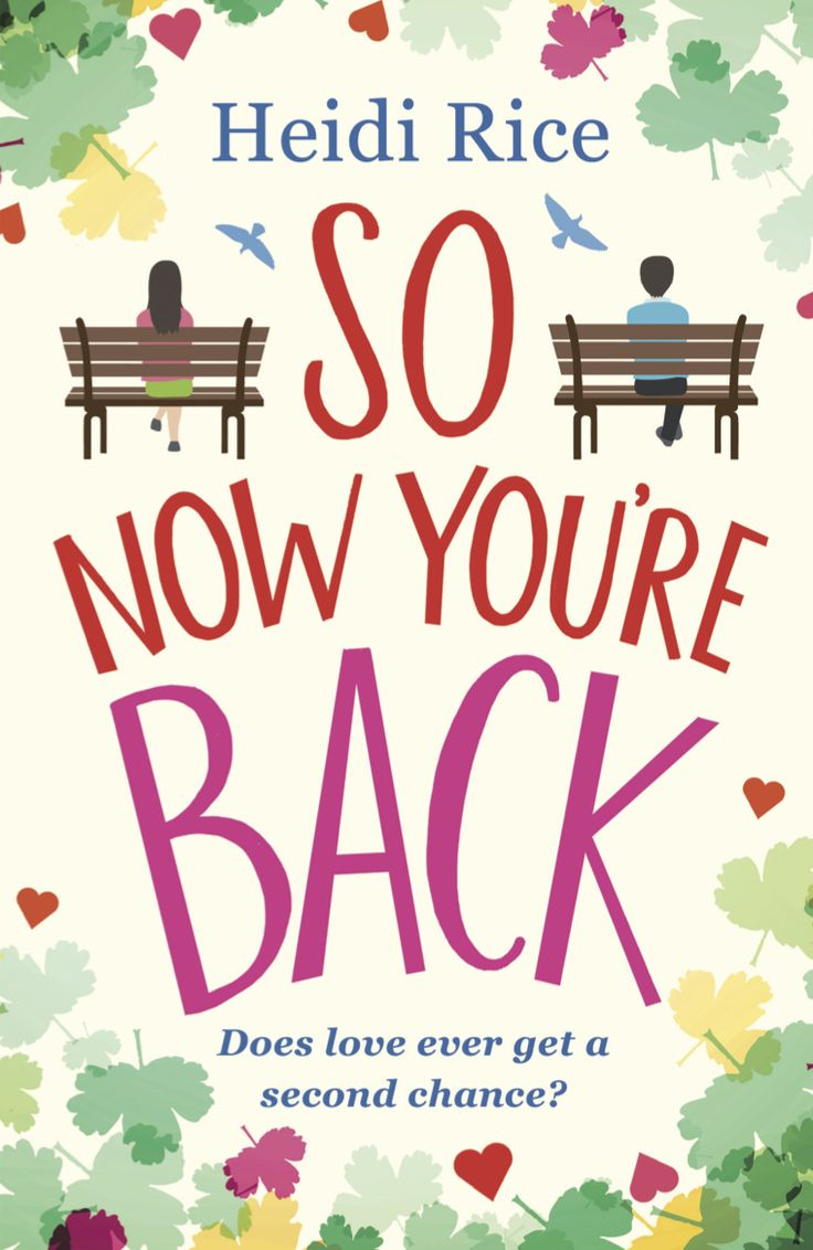 Out on 25th February in the UK! http://heidi-rice.com/books/so-now-youre-back/