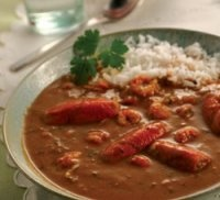 Crawfish Bisque with Stuffed Heads Recipe
