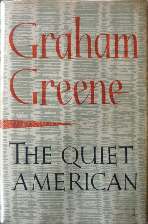 the theme of love on the quiet american by graham greene How do you transfigure graham greene for the screen  the latest effort is  phillip noyce's the quiet american, adapted by christopher.