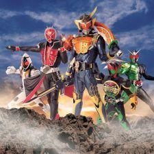 Siêu Nhân Thời Gian | Kamen Rider Gaim - Trọn Bộ
