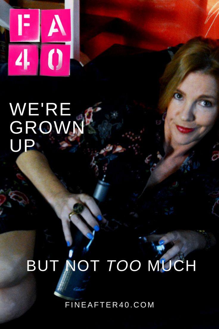 We're grown up... but not too much. FineAfter40 is a pro-ageing platform for women who love fun, fashion & feeling good.