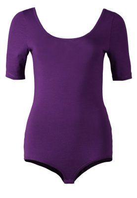Vero Moda MAXI - T-shirts basic - lilla - Zalando.dk