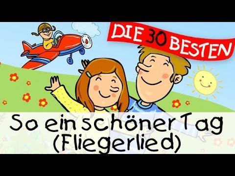 So ein schöner Tag (Das Fliegerlied) - Partylieder zum Mitsingen || Kinderlieder - YouTube