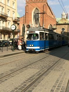 Tramway de Cracovie, #tramway #cracovie #krakow