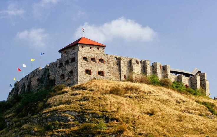 Castle of Sümeg, Hungary