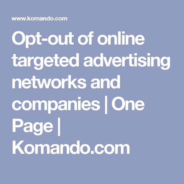 Best 25+ Targeted advertising ideas on Pinterest Target image - blanket purchase agreement