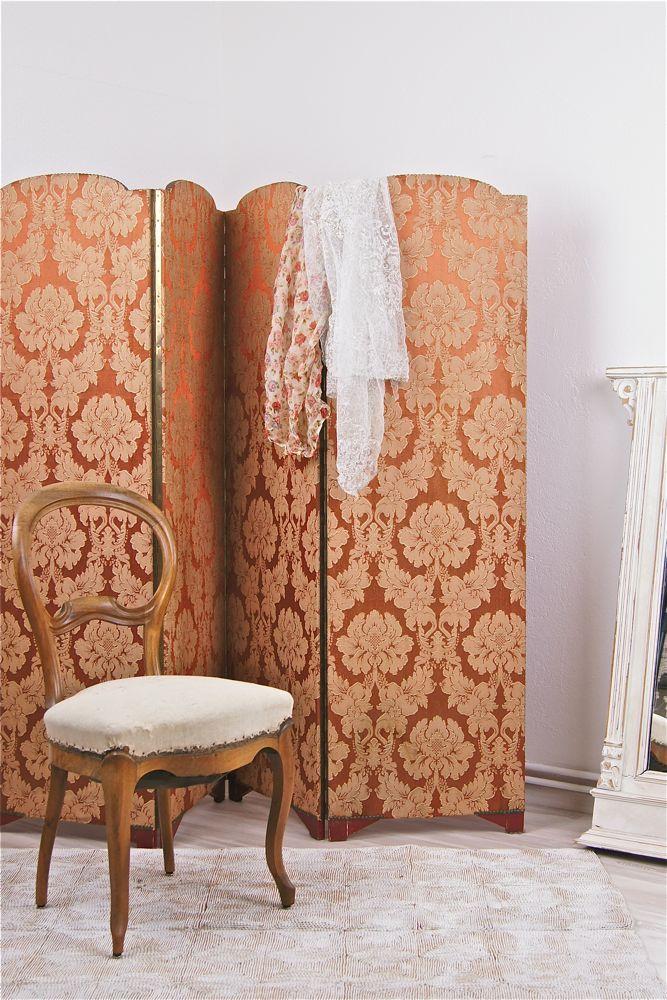Raumtrenner, Spanische Wand, Paravent http://boheme-living.com