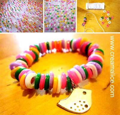 diy bracelet perles hama fondues f te des m res m res et p res. Black Bedroom Furniture Sets. Home Design Ideas