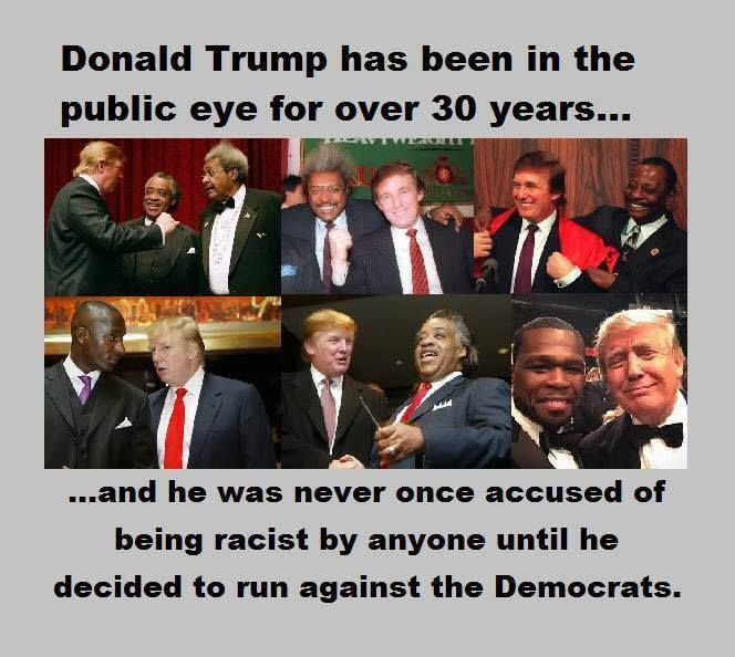 Donald Trump- An all American Sociable Guy!