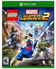 Boxshot: LEGO Marvel Super Heroes 2 by Warner Home Video Games