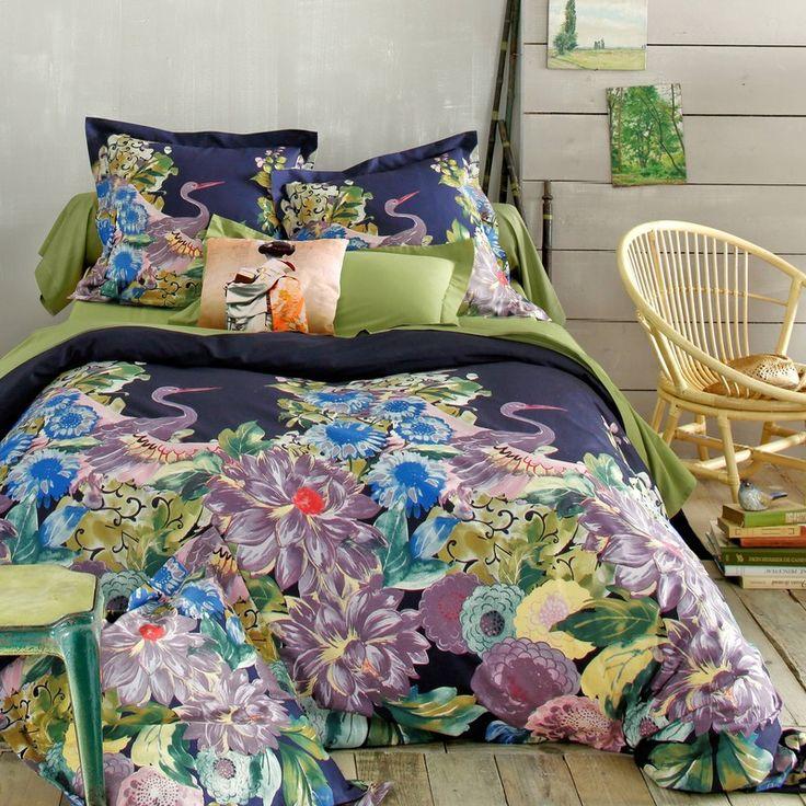 14 best housses de couette tropicales images on pinterest. Black Bedroom Furniture Sets. Home Design Ideas