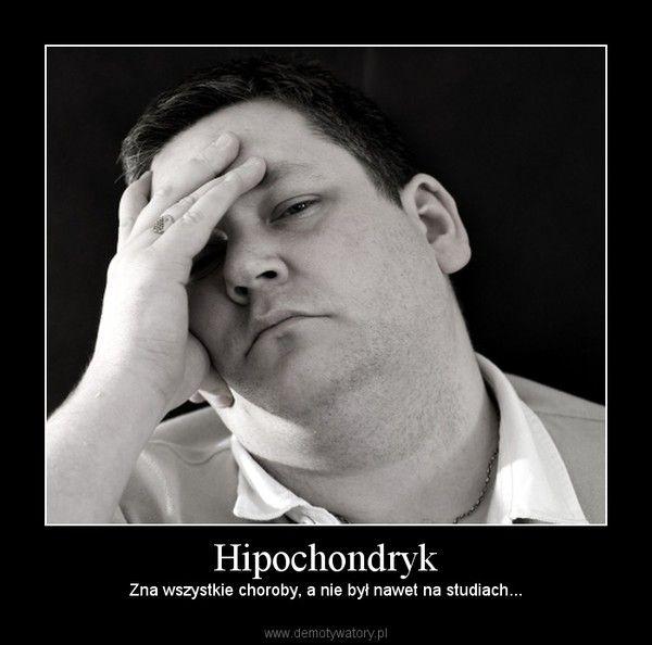 """Propozycja książki na wolne, letnie popołudnie: Podręcznik hipochondryka (autor: John Naish). O hipochondrii na wesoło: Hipochondria może być poważnym zaburzeniem, ale - przyznajmy - czasem bywa zabawna. Kto z nas nie wmówił sobie kiedyś jakiejś choroby? Ba - niektórzy nawet wymyślają własne. Następnym razem, gdy zacznie Cię coś boleć, sięgnij po """"Podręcznik hipochondryka"""" Johna Naisha, a ból szybko ci przejdzie."""