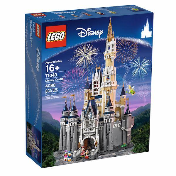 This Massive LEGO Disney Castle Set Is A Dream Come True