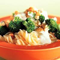 Recept - Pasta met broccoli-kaassaus - Allerhande