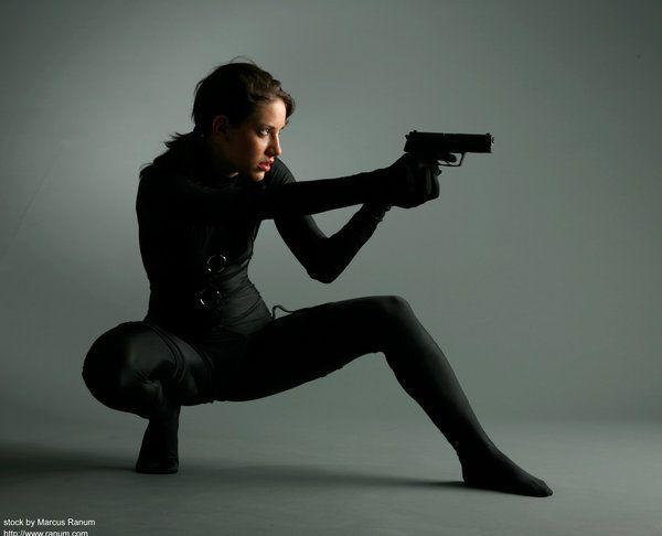 The Killer Elite Shooter Photo Reference by Marcus J. Ranum (mjranum-stock.deviantart.com) on @deviantART