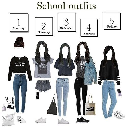 hipster indie tumblr grunge outfit style fashion clothes clothing polyvore shirt sweater jeans shorts vans converse shoes teen summer winter spring fall girl women                                                                                                                                                      More