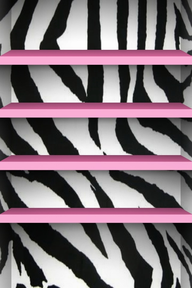 Zebra Print Wallpaper Fancy Wallpaper Pinterest