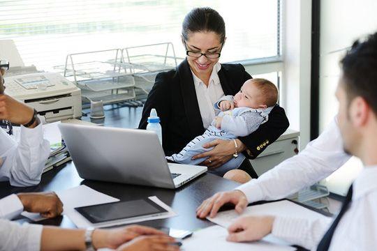 Chế độ cho sản phụ đi làm trước khi hết thời gian nghỉ thai sản