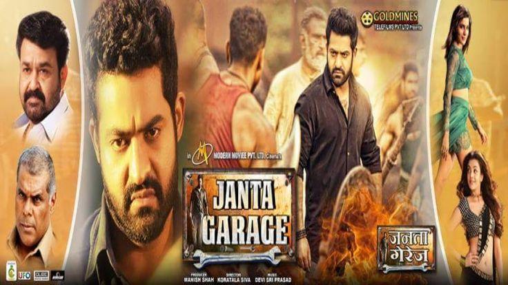 Janta Garage Jr. NTR Full Movie Watch Online download torrent free